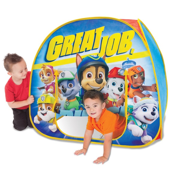 Playhut Paw Patrol Adventure Fort Blue Playhouse
