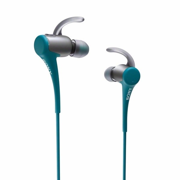 Sony Active Sports Bluetooth Headphones (Blue)