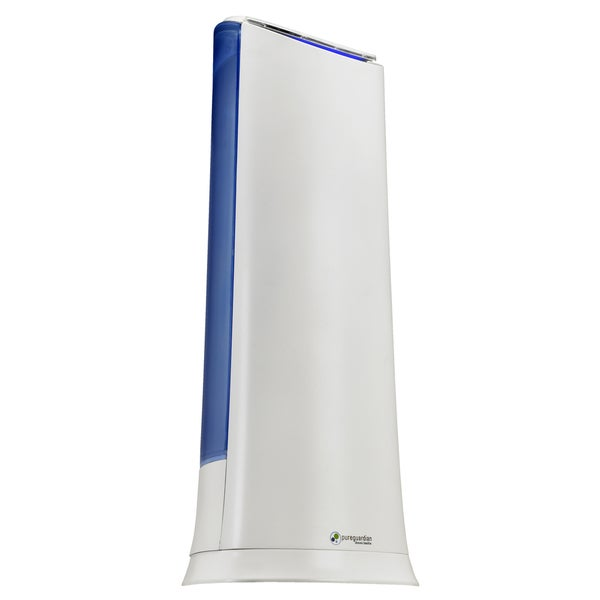 PureGuardian H3200WCA 100 hr. 1.5 gal. Ultrasonic Cool Mist Humidifier Tower 21865798