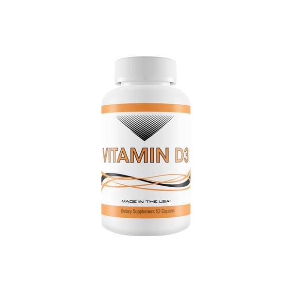 Absonutrix Vitamin D3 (52 Tablets)