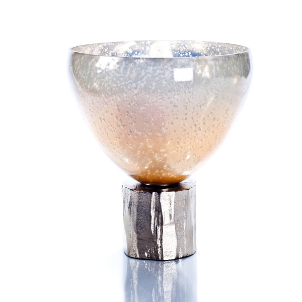 Owens Bowl Aluminum/Glass Bowl