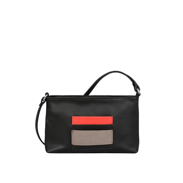 Mellow World Rae Black Small Crossbody Handbag