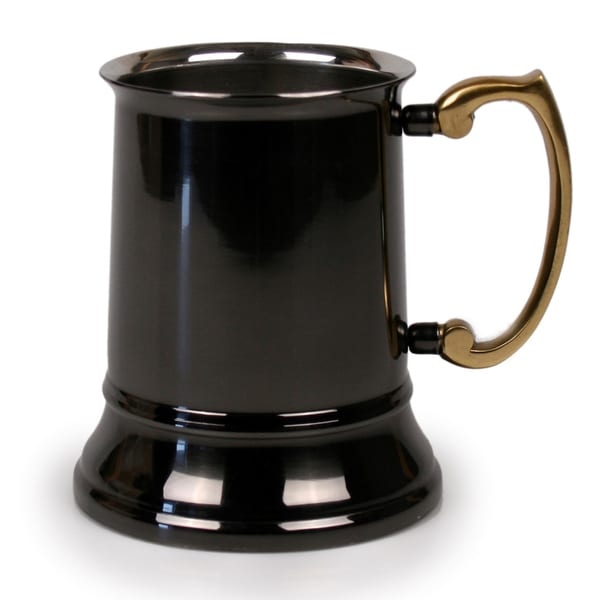 Stainless Steel Tankard Beer Mug