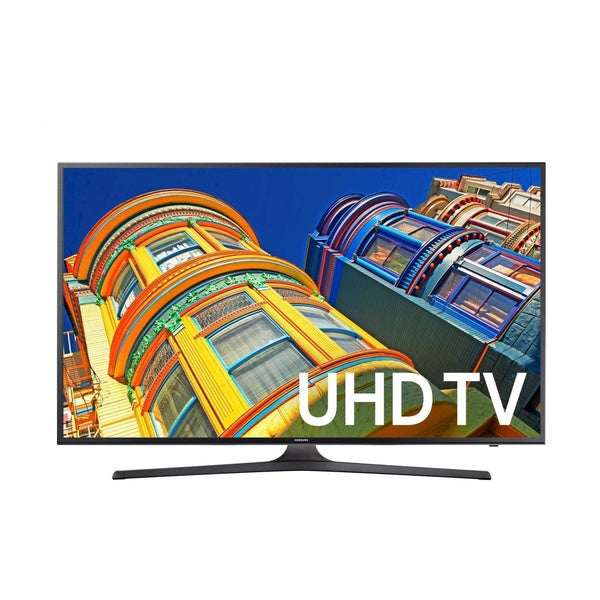 Samsung 55-inch Class 2160p 4K Smart UHD TV