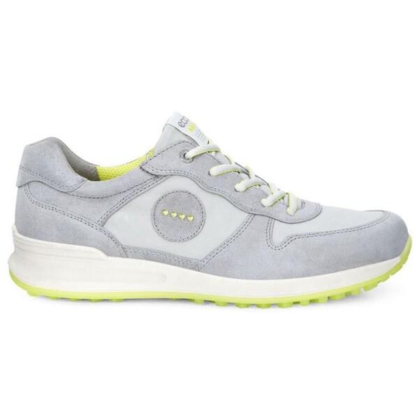 ECCO Speed Hybrid Golf Shoes Titanium/Wild Dove