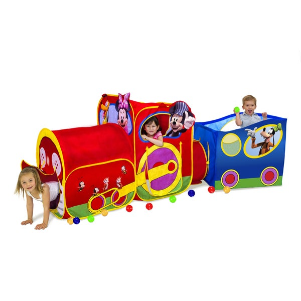 Playhut Mickey Choo Choo Express Train