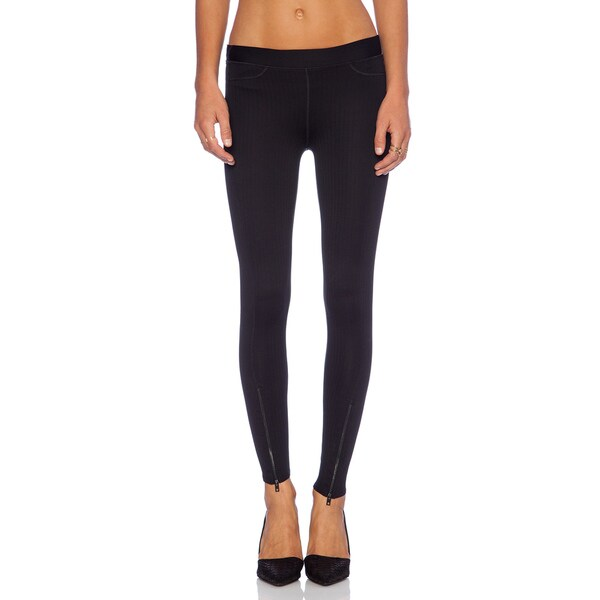 Rag & Bone Women's The Lawson Black Leggings