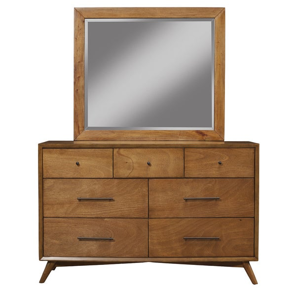 Alpine Flynn Mid-century 7-drawer Dresser 21903946