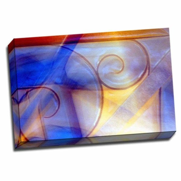 Picture It On Canvas 'Foxfire' Wrapped Canvas Artwork