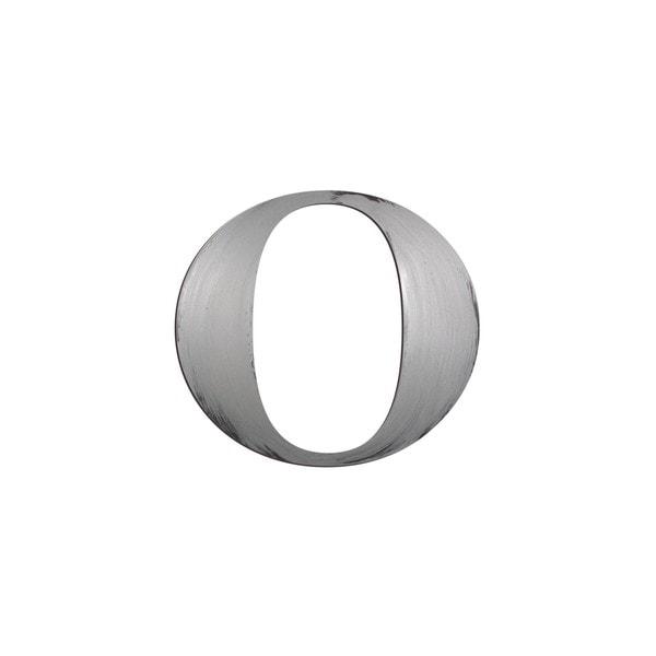 Letter2Word Letter 'O' PVC Dimensional Letter