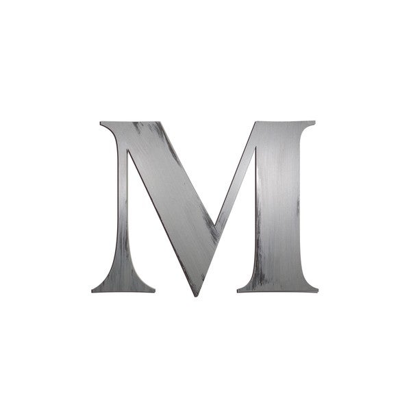 Letter2Word Letter M PVC Dimensional Letter