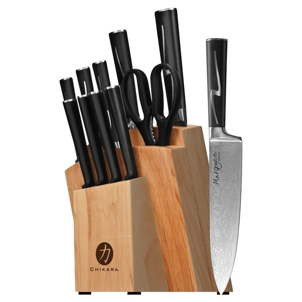 Chikara Marquee Stainless Steel Cutlery Set (12-piece Set)