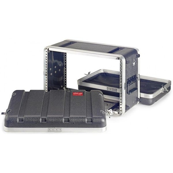 Stagg ABS-6US Shallow Hard Case for 2-unit Rack