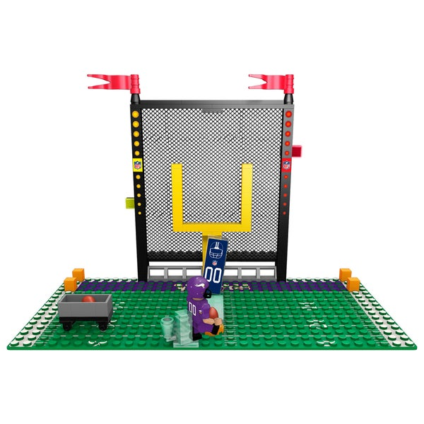 Minnesota Vikings NFL Endzone Set 21921524