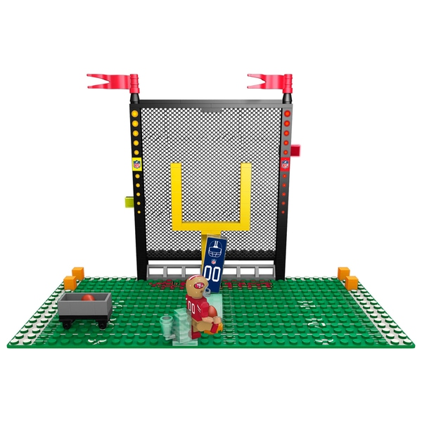 San Francisco 49ers NFL Endzone Set 21921538