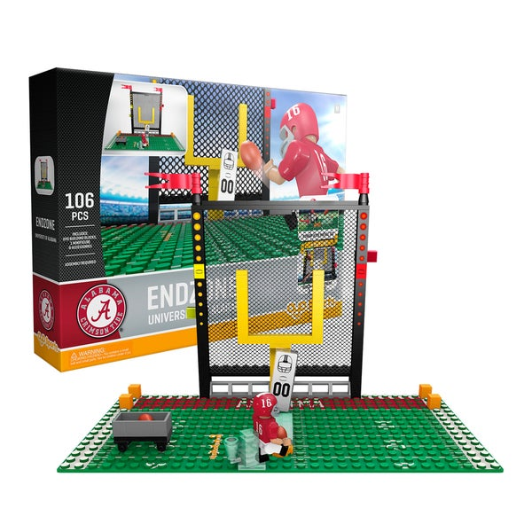 University of Alabama Crimson Tide NCAA Endzone Set 21921563