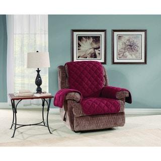 Sure Fit Micro Fleece Recliner Furniture Protector