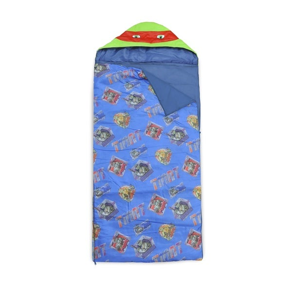 Nickelodeon Teenage Mutant Ninja Turtles Hooded Nap Mat