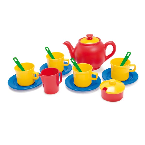 Dantoy 17 Piece Play Tea Set