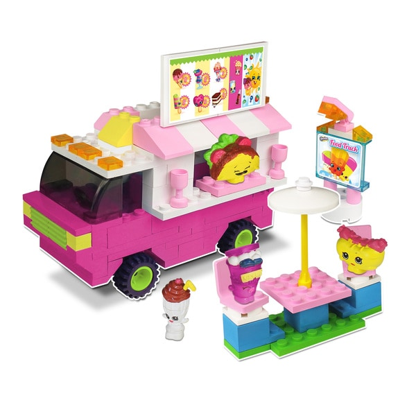 Shopkins Food Fair Truck