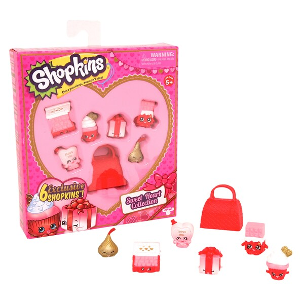 Shopkins Sweetheart Collection 21929703