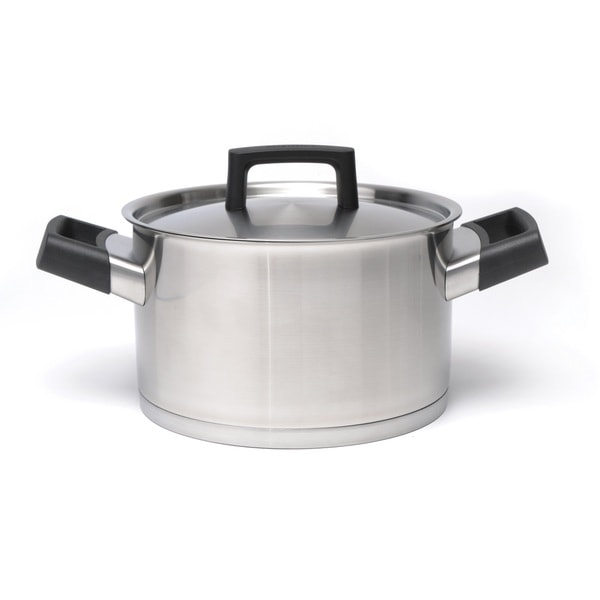 RON 18/10 8-inch 3.9-quart Covered Casserole