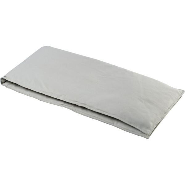 Voelkel 4 You Collection Grey Fabric Seat Pad for Bench