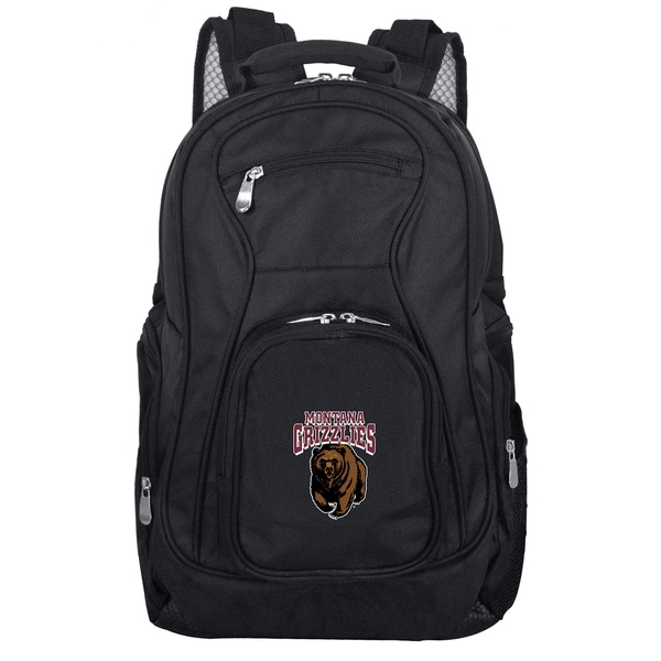 Denco Sports Mojo Montana Grizzlies Premium 19-inch Laptop Backpack