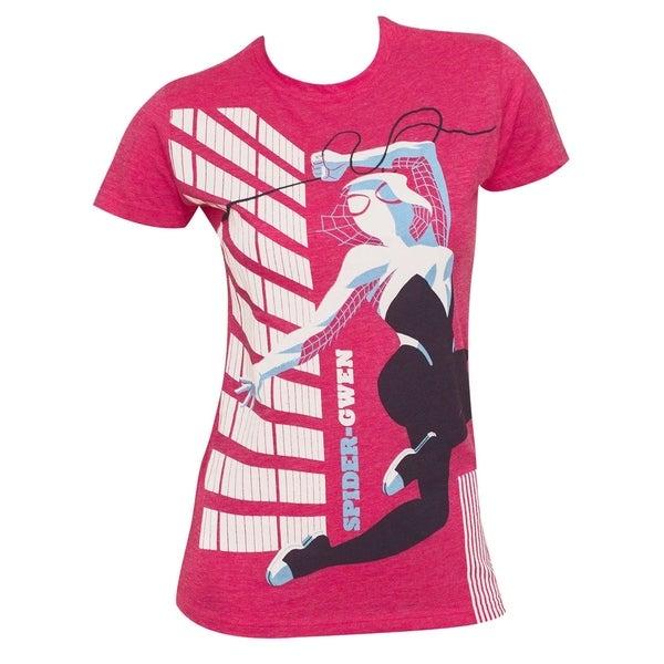 Spider Man Spider Gwen Michael Cho Tee Shirt 21955520