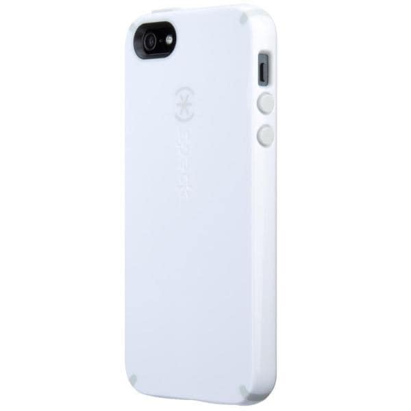 Speck White/Grey CandyShell Case for iPhone 5/5S