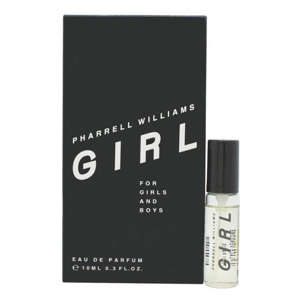 Pharrell Williams Girl Unisex 0.3-ounce Eau de Parfum Spray