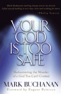 Your God Is Too Safe: Rediscovering the Wonder of a God You Can't Control (Paperback)