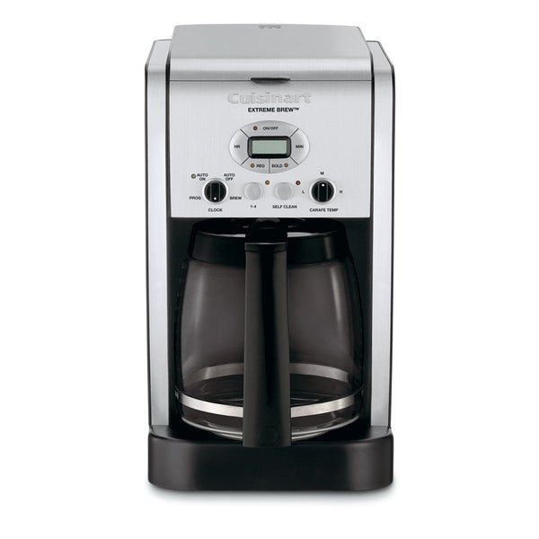 Cuisinart DCC2650BWFR Extreme Brew 12-Cup Programmable Coffeemaker (Refurbished) 21969390
