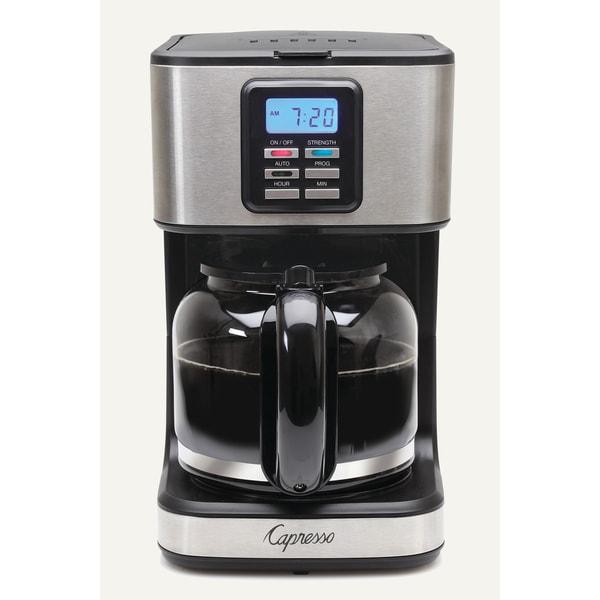 Capresso SG220 12-Cup Coffee Maker 21969482
