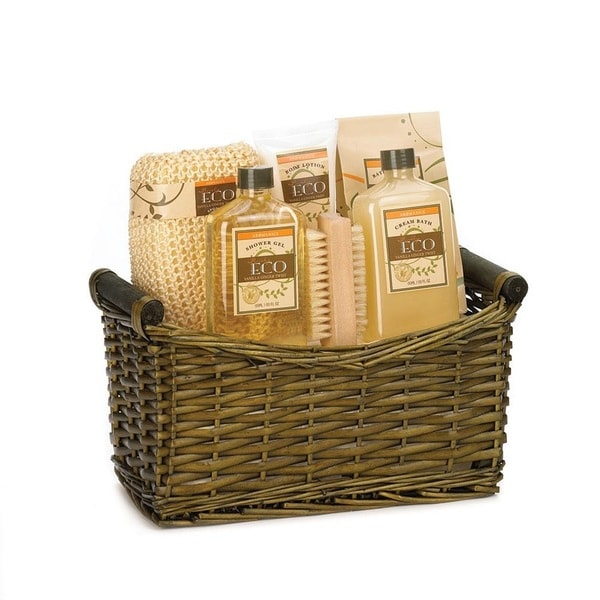 Bath and Body Vanilla and Ginger Gift Set