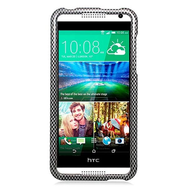 HTC Desire 610 Carbon Fiber Glossy Case