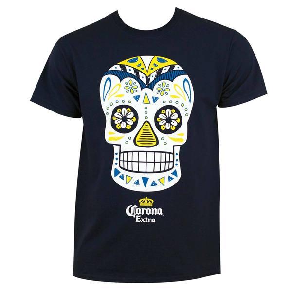 Corona Extra Dia de los Muertos T-Shirt