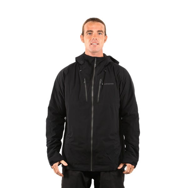 Patagonia Men's Black Stretch Nano Storm Jacket