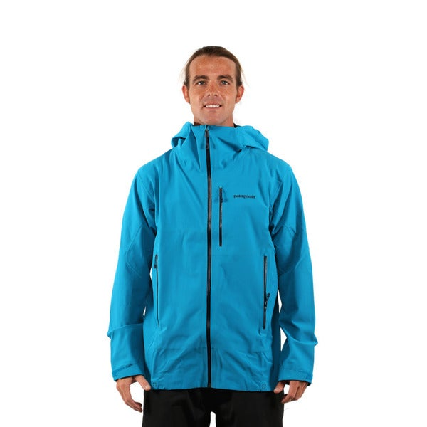 Patagonia Men's Grecian Blue Kniferidge Jacket (Size L)
