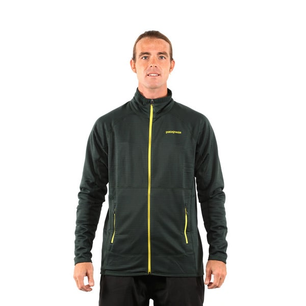 Patagonia Men's Carbon R1 Full Zip Jacket