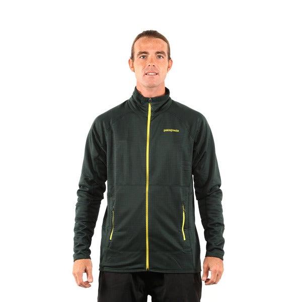 Patagonia Men's Carbon R1 Full Zip Jacket