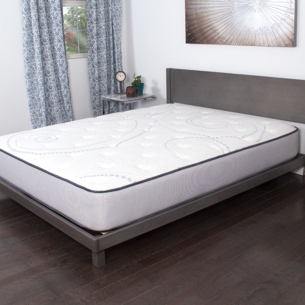 NuForm 10-inch Short Queen-size Cool Response Foam Mattress