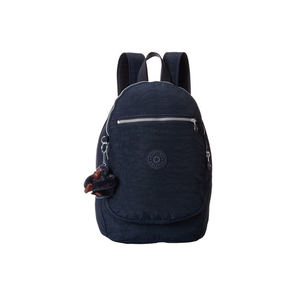Kipling Challenger II True Blue Nylon Small Fashion Backpack