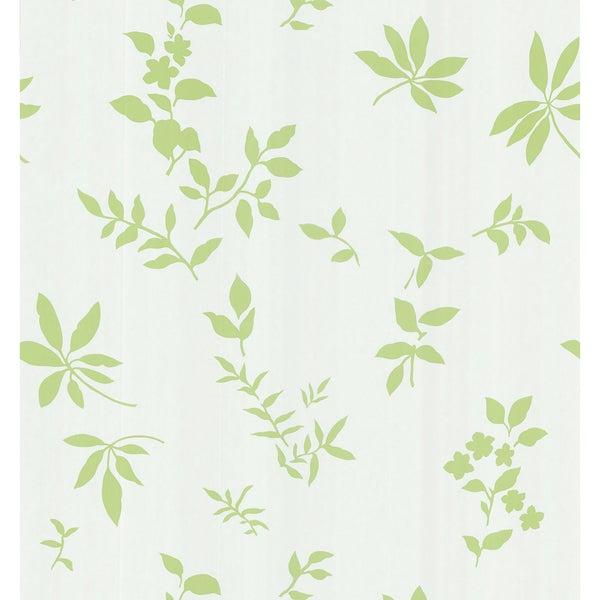 Brewster Green Fern Wallpaper