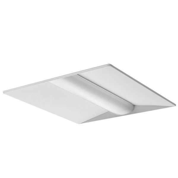 Lithonia Lighting White Metal LED Luminaire
