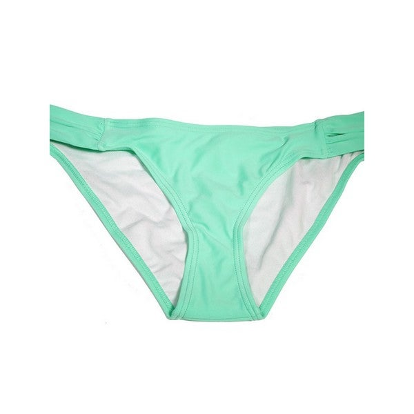 Mint Green Lycra Bikini Bottom