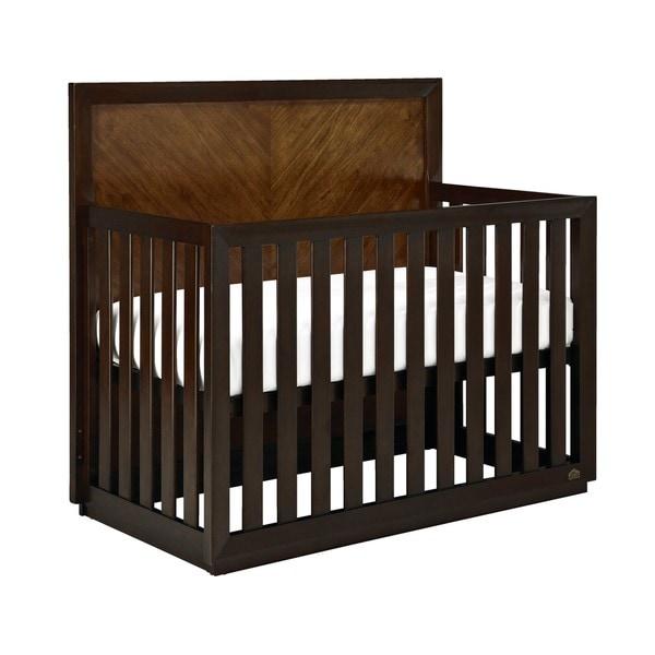 Hayden 4-in-1 Wood Convertible Crib