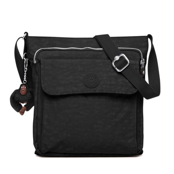 Kipling Machida Black Crossbody Handbag