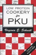 Low Protein Cookery for Phenylketonuria (Paperback)