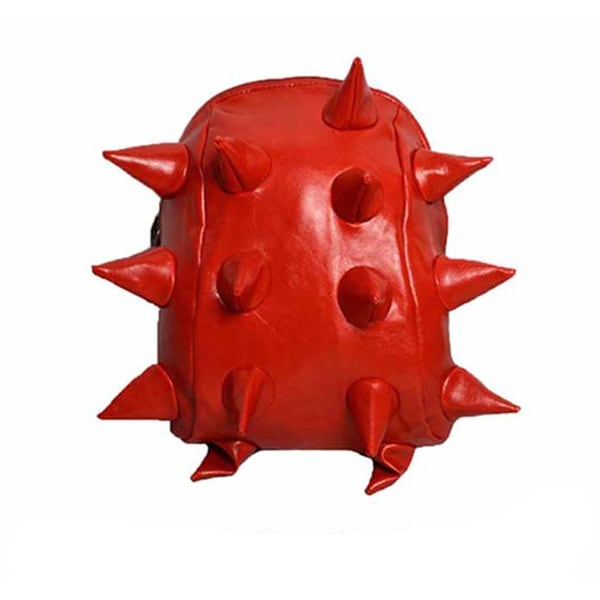 Toddler 3D Spike Red Backpack